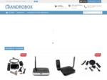 Androbox. pl - To jest pierwszy profesjonalny sklep w Polsce, na którym można tanio kupić smart-tv,