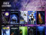 Andy Coombs | Author Writer