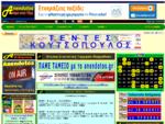Anendotos - KiNO Live, Online στατιστική ΚίΝΟ, Στοίχημα, Τζόκερ, Λόττο, Super 3, Extra 5, Προ