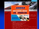 ANERA spol. s r. o. prodej ojetých vozů, autolakovna, autoservis