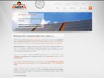 Společnost Anesta s. r. o. v Praze Vám nabízí rekonstrukce střech a rekonstrukce fasád a další služ