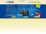 Hosting, Serwery Wirtualne, Kolokacja serwerów, Projektowanie stron www, Pozycjonowanie, Admini