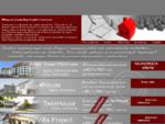 Witryna internetowa firmy Angelstar developers