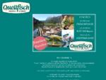 Quellfisch - Fischteich Schwendt
