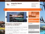 Restaurants - Anguilla Beach à Château d'Olonne