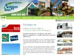 Home | The Angus Inn | Lower Hutt Hotel