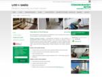 Pokládka litých podlah - Českomoravský beton lité podlahy, anhydrit, cementové potěry, speciální