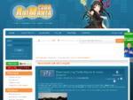 Portal Animaniaclub - Downloads de Mp3 de anime e tokusatsu