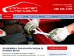 Aninkaisten Autohuolto | Luotettavaa autohuoltoa Turussa, Turun katsastusaseman vieressä