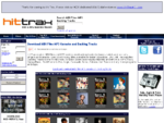 Hit Trax MIDI Files and MP3 Karaoke Backing Tracks