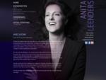 Anita Leenders - 42nd Avenue - zangeres voor diverse gelegenheden