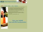 Anju Export Import AB