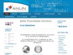 שירותי תרגום | תרגום | אנלין