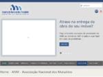 Home - ANM - Associação Nacional dos Mutuários