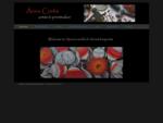 Anna Curtis Artist and printmaker Port Douglas Australia