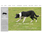 Anna Holland's profile at Teaching People Dog Training