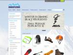 Alpinizem in gorništvo TRGOVINA ANNAPURNA