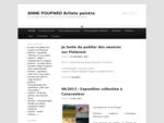 ANNE POUPARD - peinture gravure sculpture céramique | Les Granges Gontardes - Drà´me provenà§ale -