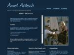 Annet Ardesch - Beeldend kunstenaar