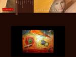Abstraktno slikarstvo; originalne abstraktne slike - olje na platnu. Galerija Annmarie Saše Prah.