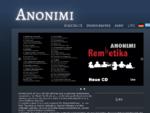 Anonimi
