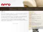 Anro PT OÜ - pehmemööbli detailide valmistamine - mööblijalad, pilastrid, käetoed, tüüblid