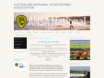 Australian National Sportfishing Association | Sport, Conservation, Integrity