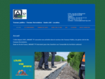 ANSART TP est une Entreprise de travaux publics, travaux ferroviaires, Genie civil,vrd, travaux ...