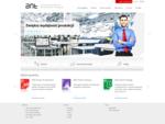 ANT | Systemy informatyczne dla przemysłu i energetyki