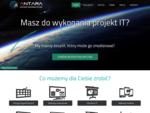 Firma ANTARA Systemy Informatyczne zajmuje się produkcją opogramowania, głównie aplikacji interneto