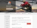 Antecime , entreprise de travaux en hauteur accès difficile Clamart