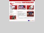 EMBALAJES ANTEQUINO - Distribucion de productos para el embalaje del sector ceramico - Quienes somos