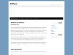 Anthem, een koor in Amsterdam