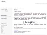 Anti-Blog
