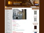 Úvod Antikvariát Olomouc