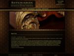 Apie mus - Antiquarian. lt - Antikvariniai baldai, meno kūriniai, interjero detalės