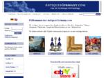 Antiques Germany - Online Galerie für Kunstwerke, Gemälde, Antiquitäten, antike Rahmen, antike B