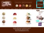 Site officiel - Antolin Delices Fabrication de Glaces Artisanales à Beziers 34500 France