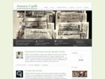 Antonio Cajelli - Educazione bancaria e finanziaria