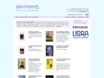Antropos forlag og bokhandel