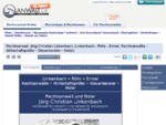 Rechtsanwalt Jörg-Christian Linkenbach (Linkenbach - Röhr - Ermel, Rechtsanwälte - Wirtschaftsprüfe