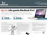 anyMAC, Mac Windows IT support, Tlf. 45 7020 4066