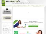 AnyPrinter Cartucce e Toner per stampanti