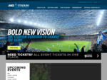 ANZ Stadium - Sports, Entertainment Events Venue Sydney - ANZ Stadium