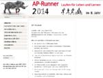 AP-RUNNER -nbsp;Startseite