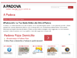 A Padova Guida Padova Online