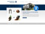 Apartamenty Bałtycka - zespół dwóch budynków mieszkalnych usytuowanych na skraju nadmorskiej dzielni