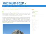 Tanie apartamenty w Grecji - Peloponez (prywatne kwatery, apartament)