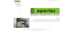 Apartec Colegiados - Aparejadores y Arquitectos Técnicos