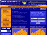 Ferienwohnungen und Appartements in Wien Österreich Apartment Service Wien